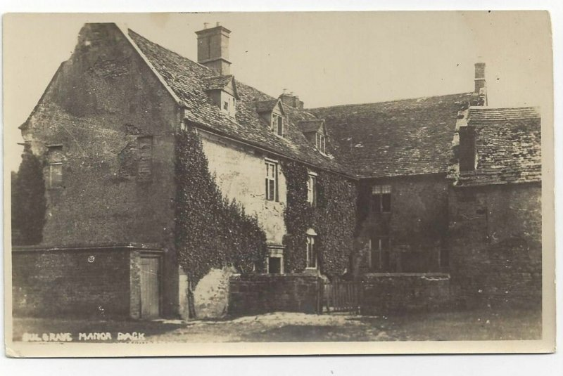RP; The Home of the Washington's, Sulgrave Manor, Back, Northamptonshire, Eng...