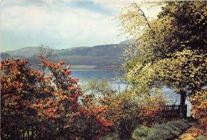 B86875 coniston water lancashire  uk