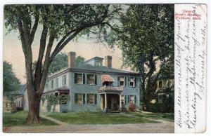 Waltham, Mass, General Bank's Mansion