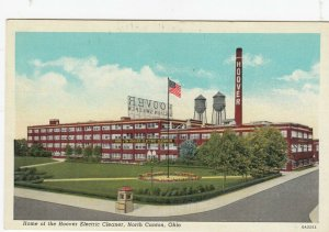 NORTH CANTON , Ohio , 1910s-30s ; Hoover Electric Cleaner Factory