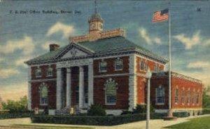 Post Office - Dover, Delaware DE