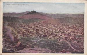 Scenic view,Cripple Creek,Colorado,00-10s