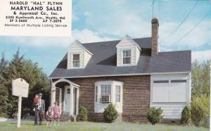 Harold Hal Flynn Realtor , Maryland Sales , HYATTS , Maryland , 50-60s