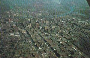Air View Of Des Moines Iowa