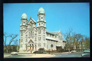 Fall River, Massachusetts/MA/Mass Postcard, Saint Anne's Church, Near Mint!