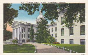 Florida Tallahassee State Capitol Building