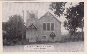 First Free Methodist Church Carlton Oregon Dexsta Press