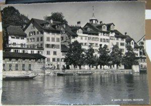 Switzerland Zurich Schipfe - unposted