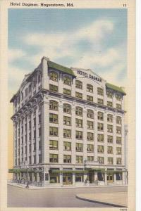 Hotel Dagmar , Hagerstown , Maryland , 30-40s