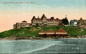 MA - Nantasket Beach. Atlantic Hotel