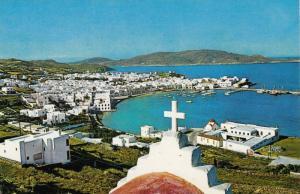 Mykonos , Greece , 40-60s