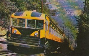 Tennessee Chattanooga The Incline Car Lookout Mountain Incline