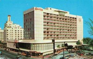 Postcard Seville Hotel Miami Beach Florida
