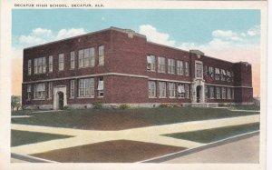 Alabama Decatur High School sk1533