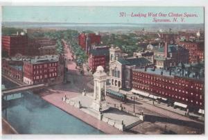 Syracuse NY - Clinton Square