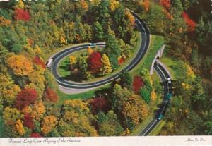 Tennessee Gatlinburg Loop Over U S 441 Smoky Mountains