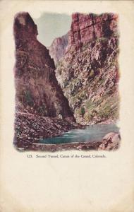 Scenic view,Second Tunnel,Canon of the Grand,Colorado,00-10s