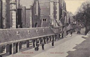 Oude Groenmarkt, Haarlem (North Holland), Netherlands, 1900-1910s