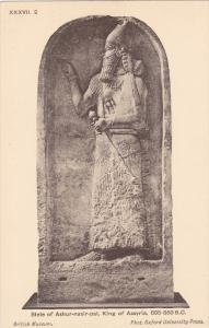 Stele of Ashur-nasir-pal , King of Assyria , 00-10s