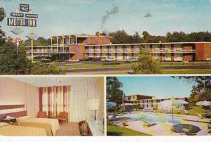 Connecticut West Haven The West Haven Motor Inn 1968