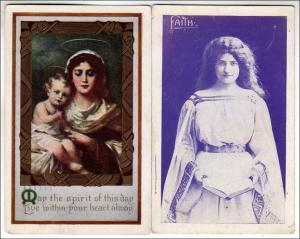 2 - Religious Cards