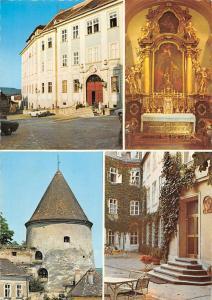 Krems Institut B.M.V Kirche Church Interior Auto Cars