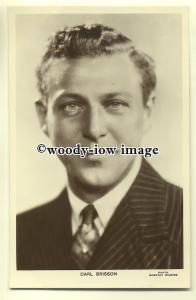 b2524 - Film Actor - Carl Brisson - Picturegoer postcard no 536