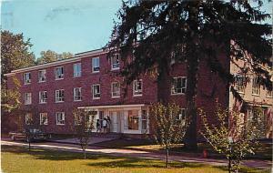 Shove Hall Residence Center, Cazenovia College, NY New York, 1975 Chrome