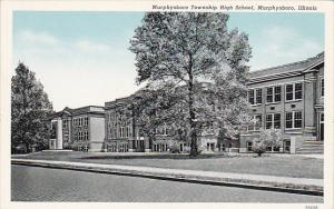 Murphysboro Township High School Murphysboro Illinois Curteich