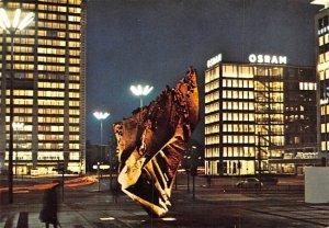 Am Ernst Reuter Plazt Berlin Germany Unused