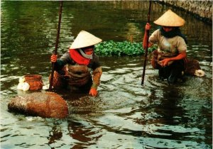 CPM AK HANOI Fishing-dredge VIETNAM (729096)