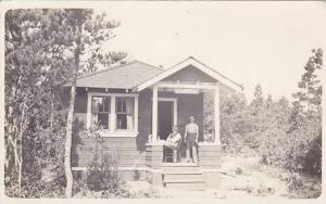Oregon Newport Turner Cottage Real Photo RPPC