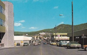2nd Avenue, Westgate Plaza, Williams Lake, British Columbia, Canada, 50-60s
