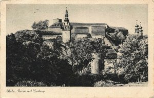 Poland Glatz Klodzko 1942 Postcard