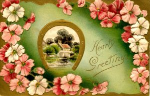 Greeting - Hearty Greetings