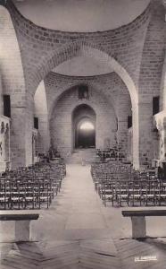 RP, Interieur De l'Abbatiale, Vu Du Choeur, Solignac (Haute Vienne), France, ...