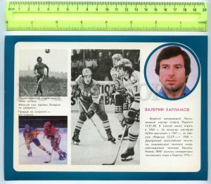 255435 USSR ice hockey world champion Valery Kharlamov