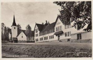 RP: Lundsbergs Skola , Lundsberg , Sweden , 1930-40s