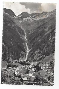 RP Switzerland Goschenen Alps Real Photo Post Card