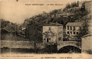 CPA Le PUY (Hte-Loire) - MONISTROL-Cotes de Billard (517260)