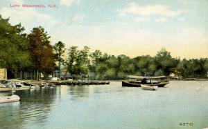 NH - Manchester. Lake Massabesic