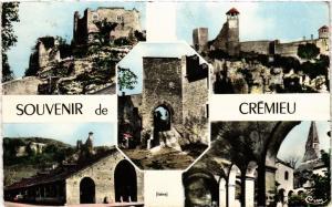 CPA  Souvenir de Crémieu (Isére)  (247082)