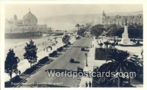 Nice, France, Carte, Postcard Le Promenade des Anglais  Le Promenade des Anglais