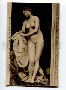 257285 Karl De KESEL Nude BELLE Slave Bath HAREM Vintage PC