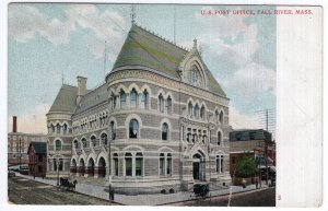 Fall River, Mass,  U. S. Post Office