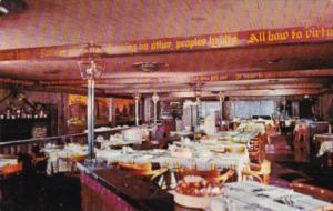 Michigan Marshall Win Schuler's Restaurant Interior