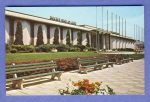 Toronto, Ontario, Canada Postcard, Hockey Hall Of Fame