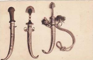 Daggers , Morocco , 00-10s