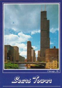 Illinois Chicago Sears Tower