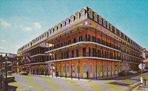 Le Downtowner Du Vieux Carre Bourbon And Toulouse New Orleans Louisiana